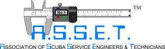 Association of SCUBA Service Engineers and Technicians Logo