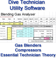 Obtain Dive Technician Utility Software
