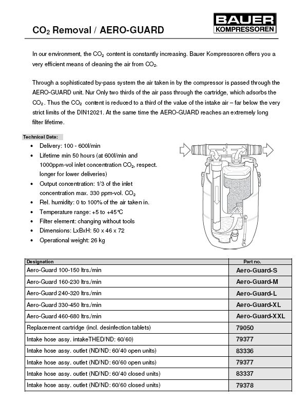 Compressor Filter System Theory - Scuba Engineer