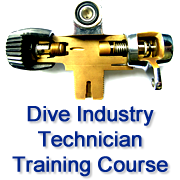 Dive Industry Technician Training Course 