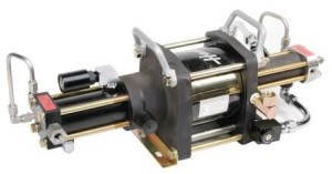 Haskel AGT Series Oxyge gas booster pumping unit