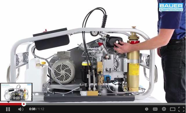 Bauer Compressors Scuba Engineer